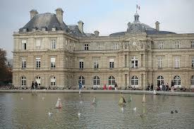 Luxembourg Palace paris